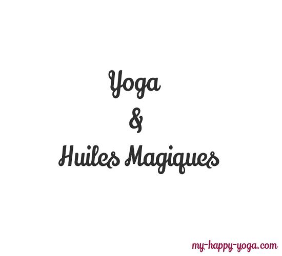 yoga et huiles essentielles