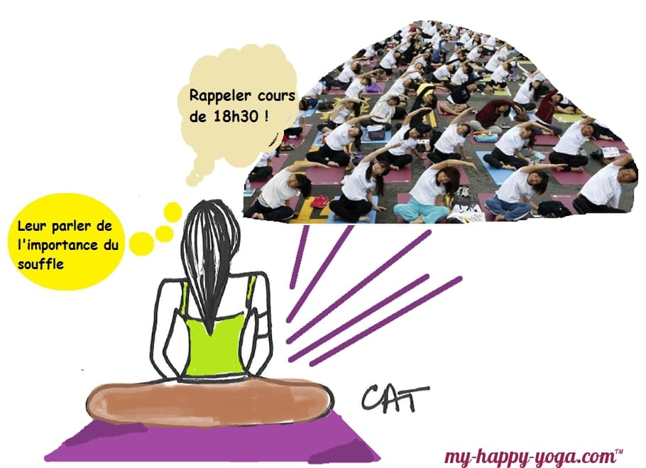 tribulations prof de yoga my happy yoga