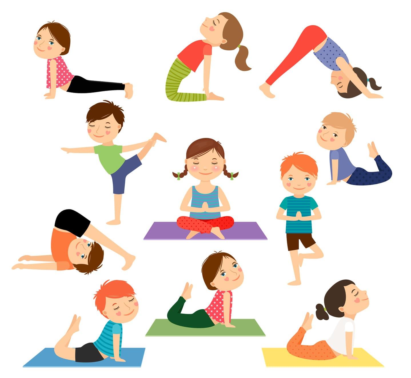 Yoga pour enfants, nos mini-happy yogis