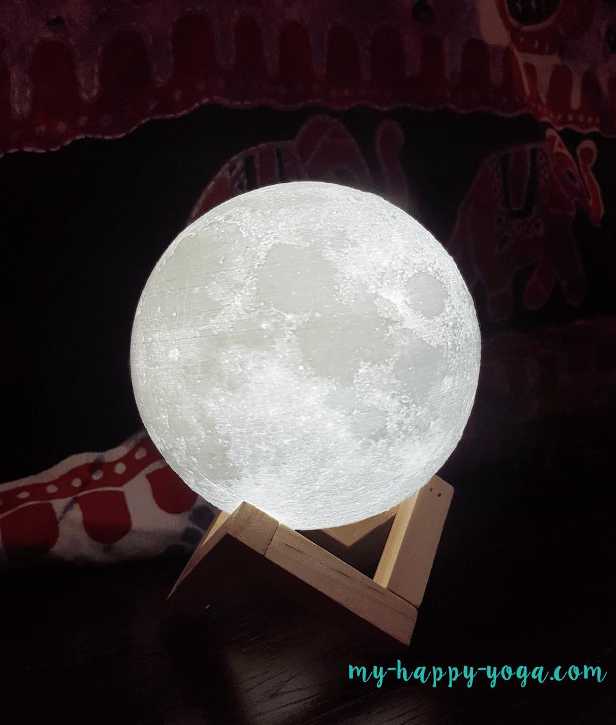 Lampe Pleine Lune