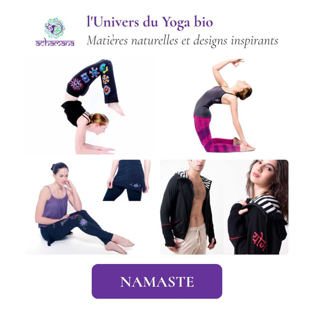 Achamana - Boutique de yoga bio