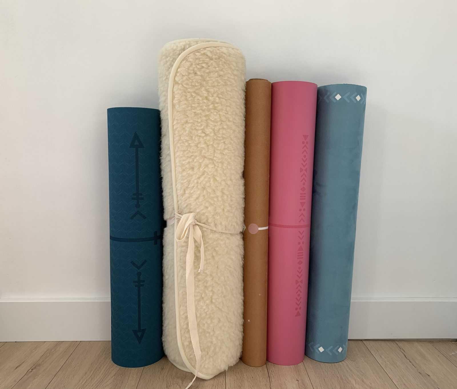 Comment choisir son tapis de yoga ?